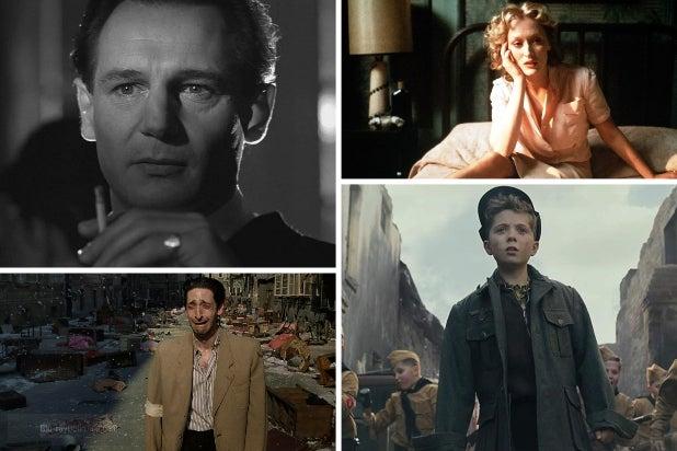 holocaust films