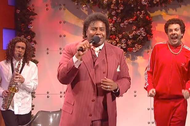 kenan thompson snl what's up with that