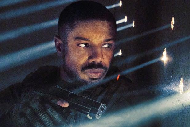 Michael B Jordan Without Remorse Amazon Tom Clancy