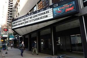 movie theaters New York City