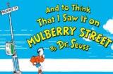 dr seuss mulberry street