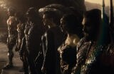 why zack snyder justice league has black bars on the sides of the screen 1
