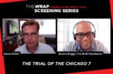 Aaron Sorkin Donald Trump The Trial of the Chicago 7