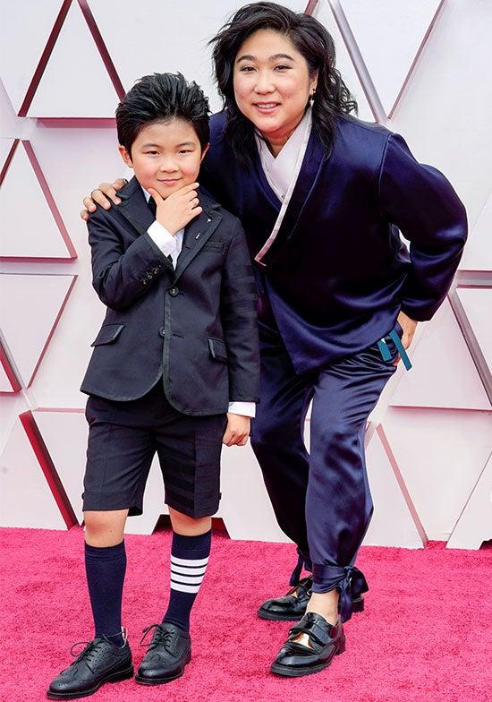 Alan Kim Oscars