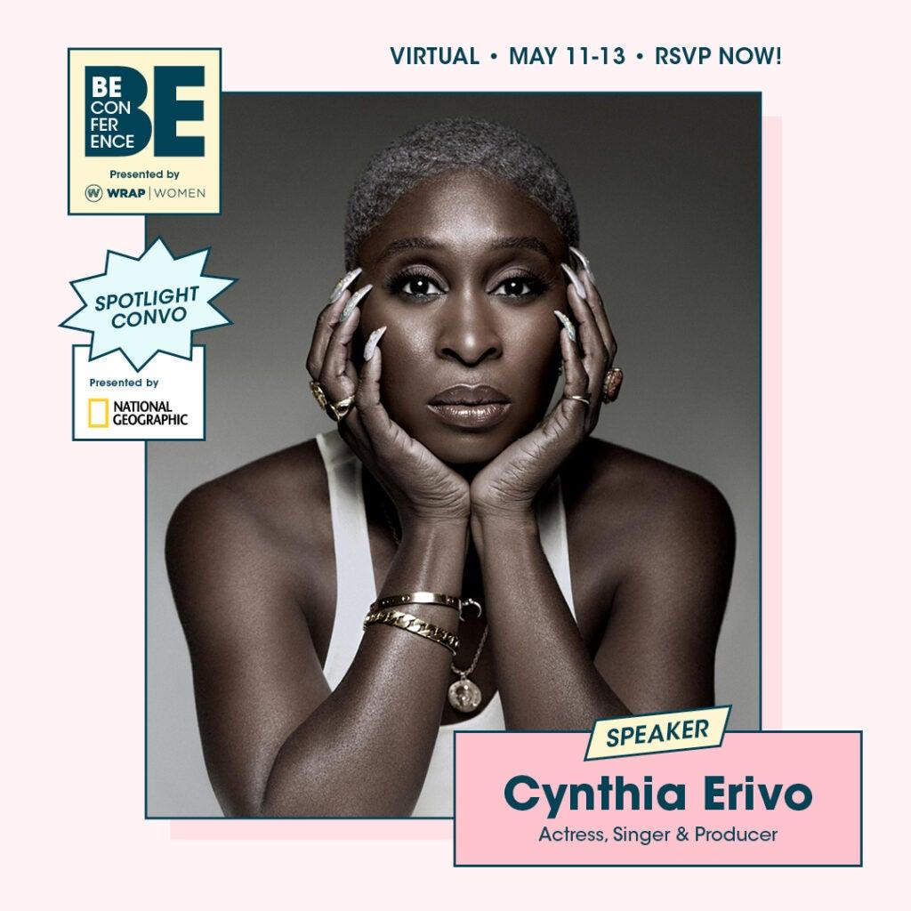 BECon2021 speaker card Cynthia Erivo (2)