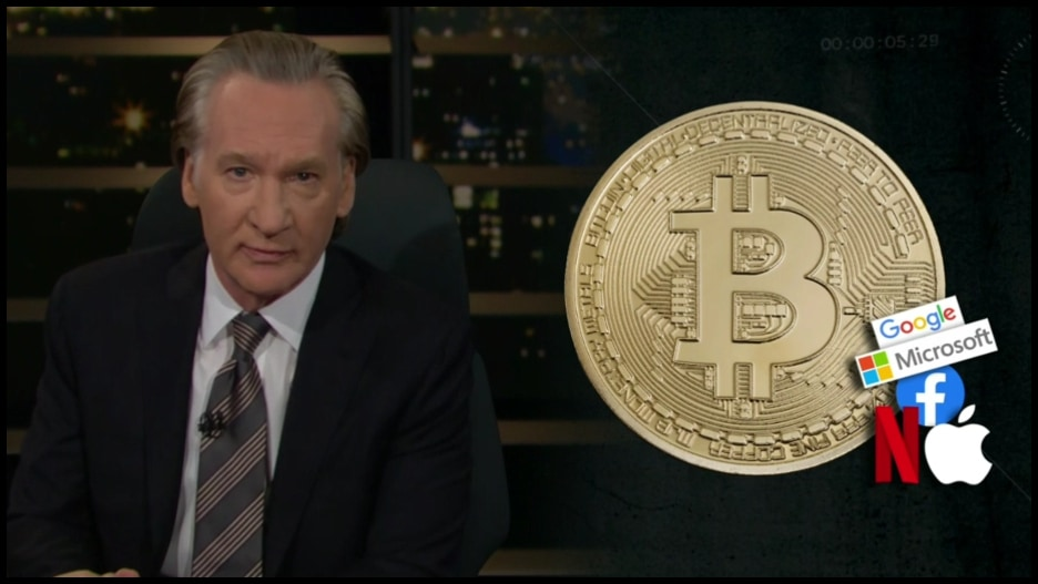 Bill Maher Bitcoin