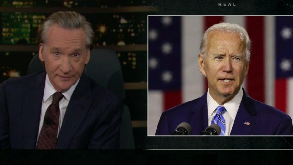Bill Maher Joe Biden ageism