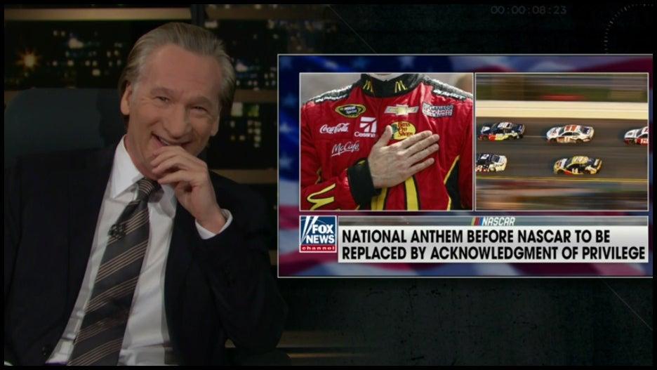 Bill Maher NASCAR