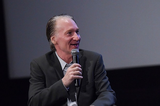 Bill Maher: 'Depressing' Oscar Nominees Are 'Like Traffic School at the Holocaust Museum' (Video).jpg