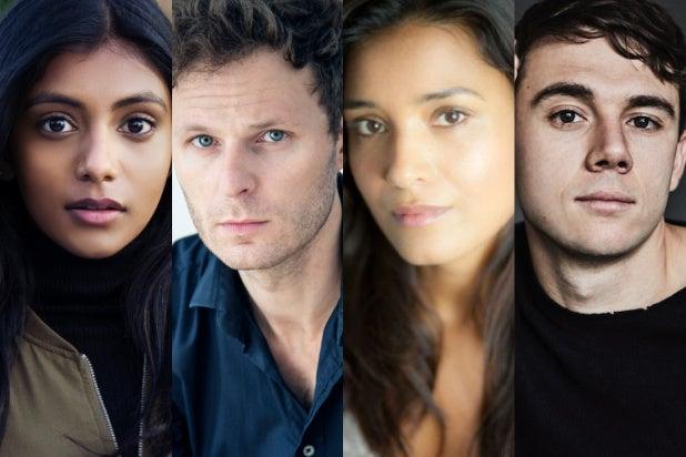 Bridgerton Season 2 cast