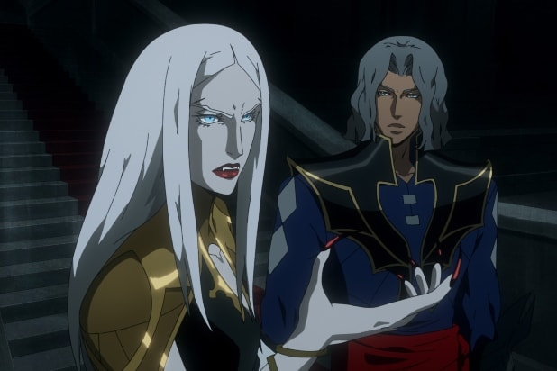 'Castlevania' to End After Season 4, Netflix Eyes New Series Set in Same Universe.jpg