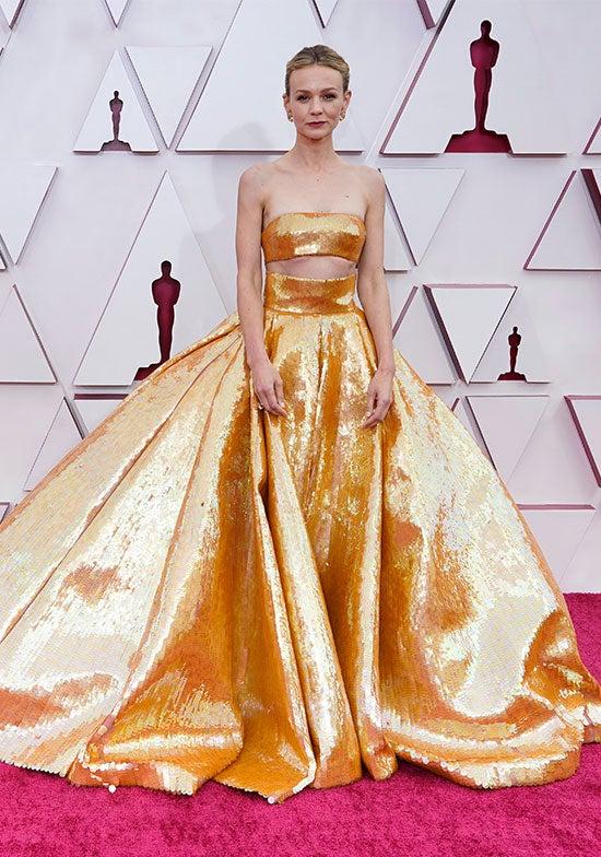 Carey Mulligan Oscars