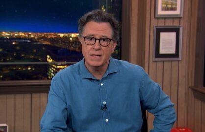 Colbert on Chauvin Verdict