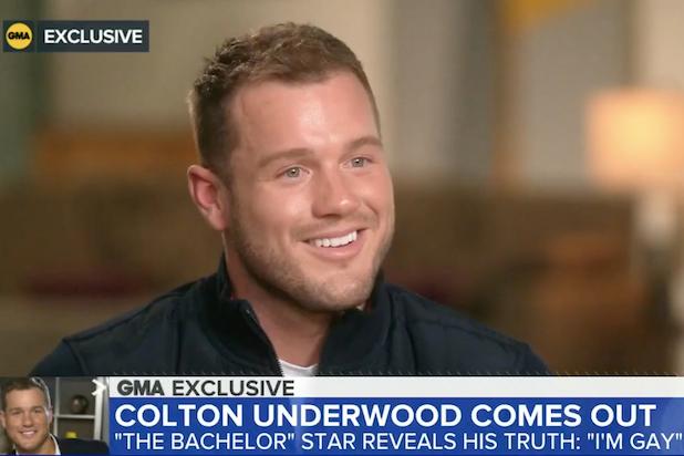 Colton Underwood GMA ratings