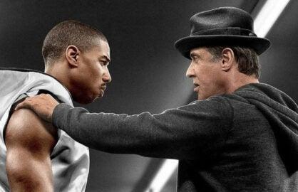 Creed Michael B. Jordan Sylvester Stallone