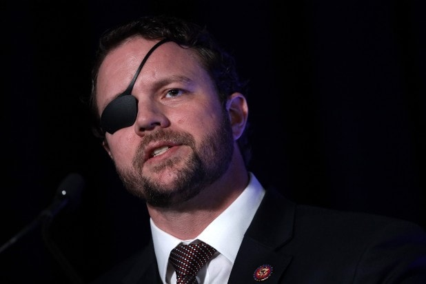 GOP Rep Dan Crenshaw Says He'll Be 'Off the Grid' to Recover From Emergency Eye Surgery.jpg