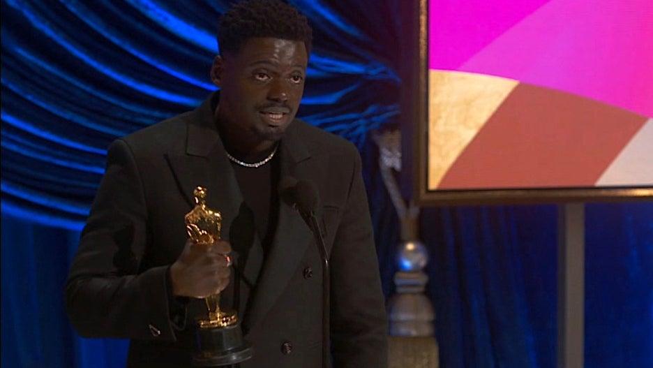 Daniel Kaluuya 2021 Oscars