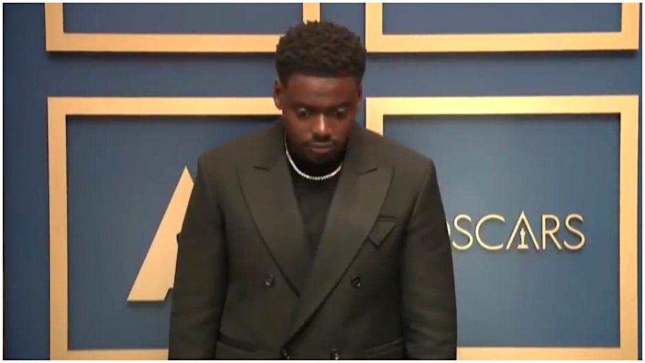 Daniel Kayuula 2021 Oscars