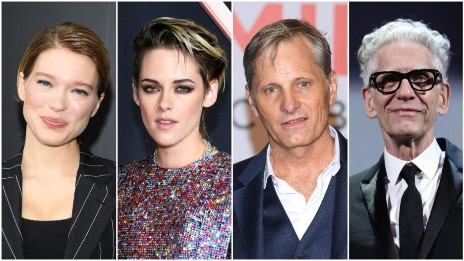 David Cronenberg Kristen Stewart Lea Seydoux Viggo Mortensen