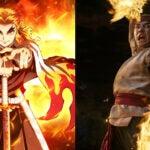 Demon Slayer Mortal Kombat