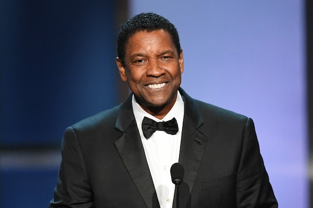 Denzel Washington A Journal for Jordan