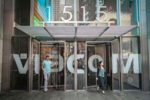 Viacom headquarters