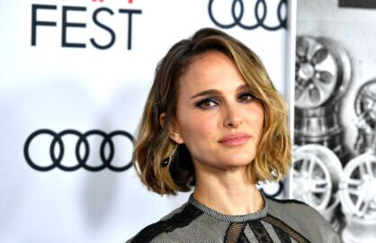 Natalie Portman Days of Abandonment