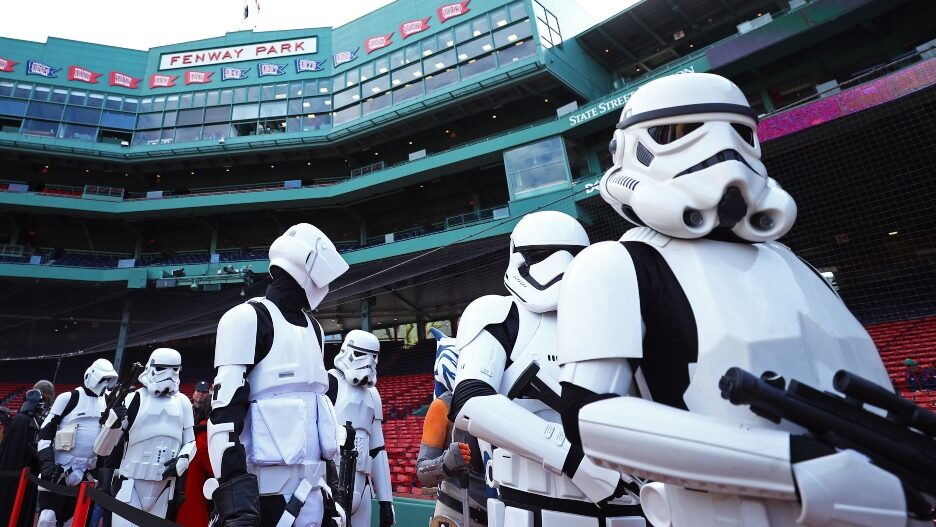 ESPN Sets 'Star Wars'-Themed MLB Broadcast for May 4th ...