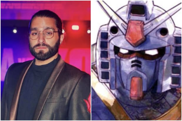 Gundam Movie Jordan Vogt-Roberts