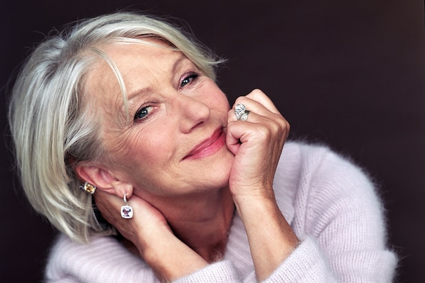 Helen Mirren Golda Meir