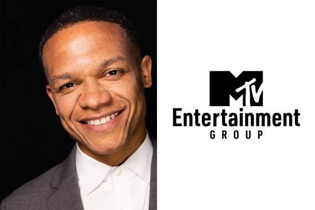 Jason White MTV Entertainment Group