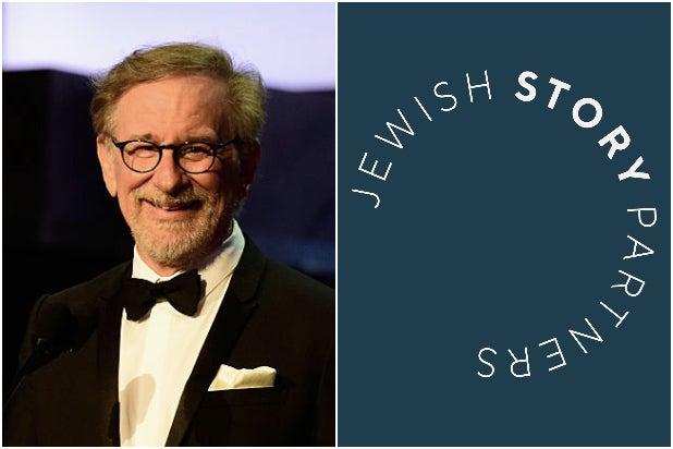 Jewish Story Partners Steven Spielberg