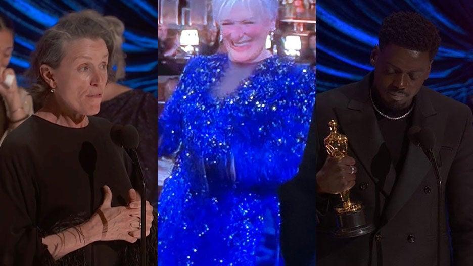 Oscar Best Worst Moments