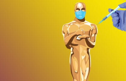 Oscar Weirdest Year Illustration