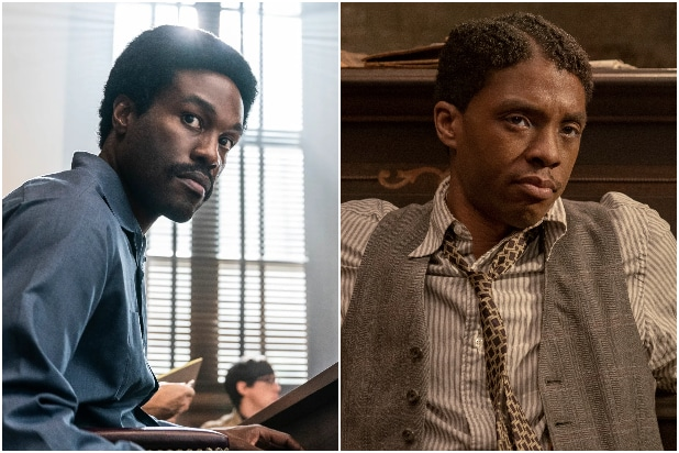Oscars Snubs and Surprises Chadwick Boseman Chicago 7