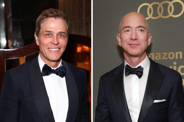 Patrick Whitesell, Jeff Bezos