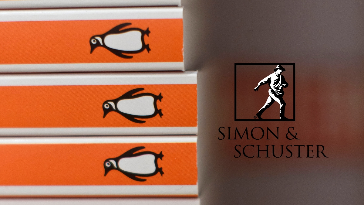 Penguin Random House Simon and Schuster