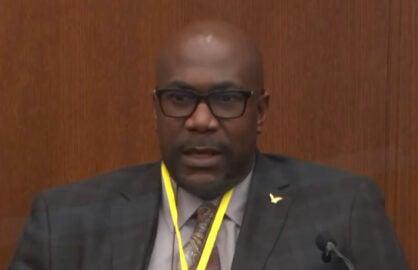 Philonise Floyd, George Floyd's brother, testifies