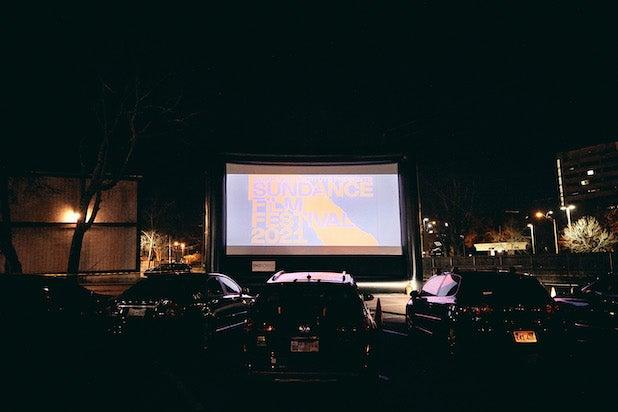 Sundance Film Festival drive-in screening in Nashville