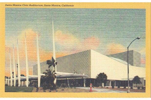 Santa Monica Civic Auditorium