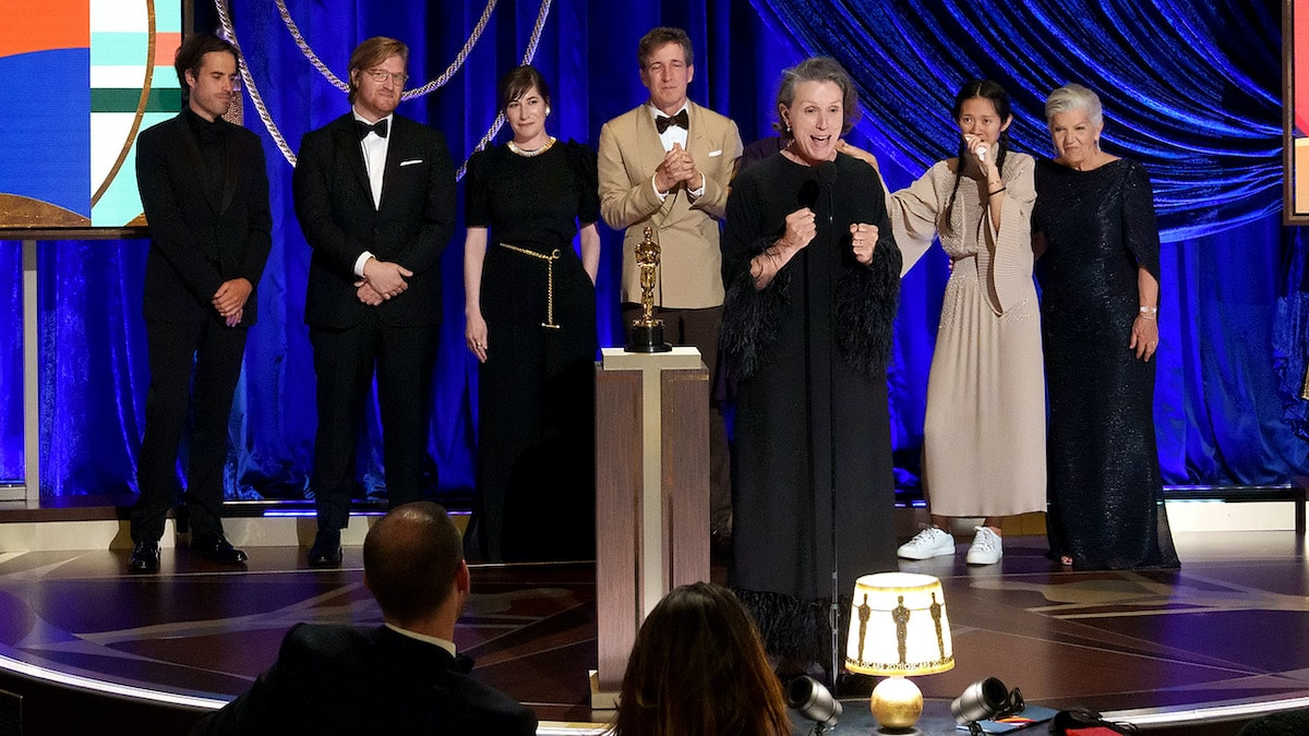 Oscars 2021 ratings