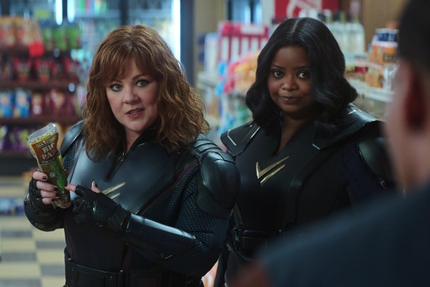 'Thunder Force' Film Review: Melissa McCarthy and Octavia Spencer Punch Up Uneven Superhero Satire.jpg
