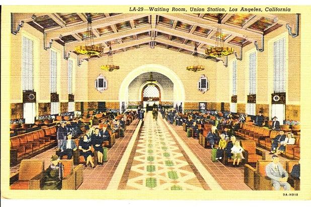Union Station Waiting Room