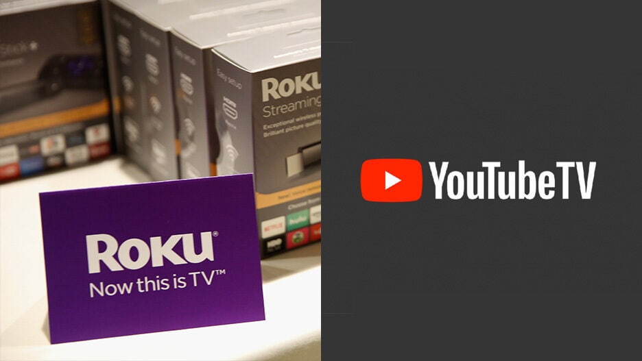 roku youtube tv