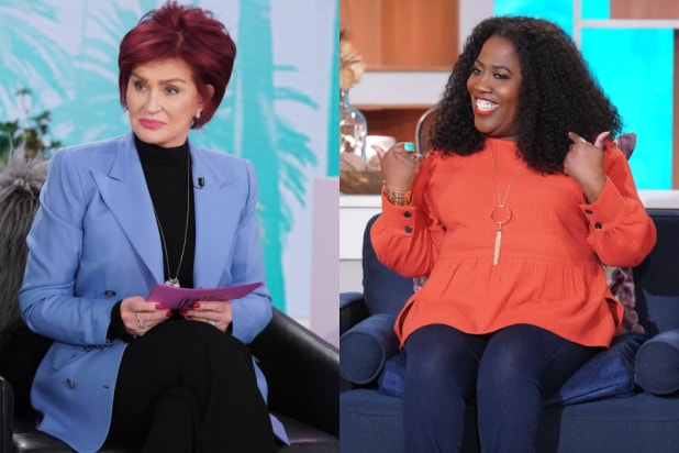 sharon osbourne sheryl underwood