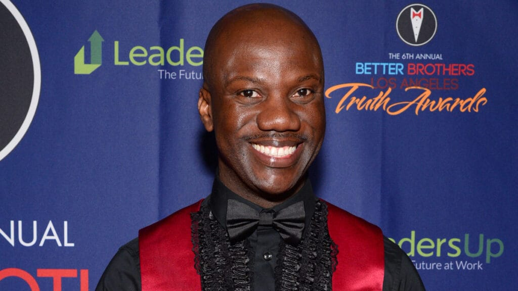 Shaun Harper resigns from HFPA