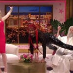 snl saturday night live britney spears lil nas x gives jesus an easter lapdance