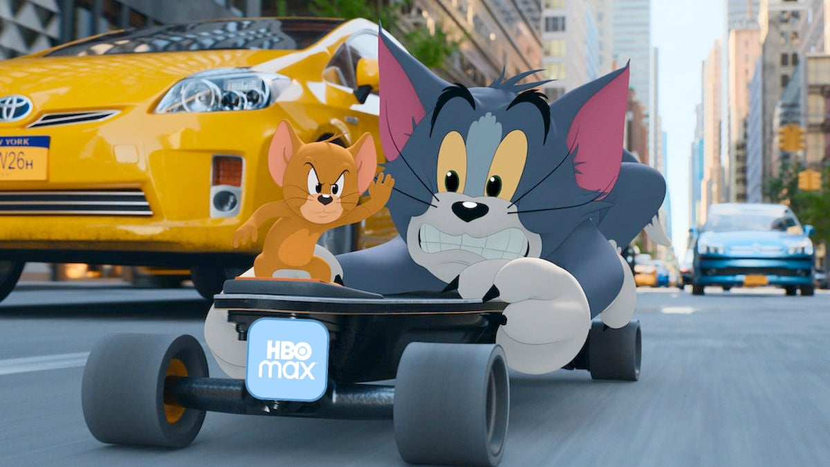 warnermedia hbo max tom and jerry