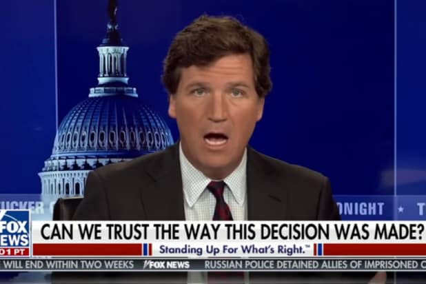 tucker carlson says jury only voted to convict derek chauvin because they were scared