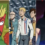 Adult Swim Aqua Teen Hunger Force Venture Bros Metalocalypse